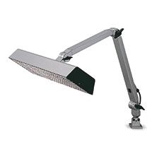 Gelenkleuchte SIS ® mit Energiesparlampe. Leistung 36 Watt