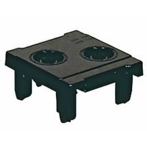 Gereedschapsinsteunen voor CNC-lagersystemen met 2 houders, breedte 99 mm