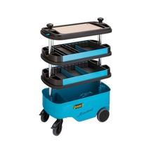 Gereedschapswagen HAZET® Assistent® Premium, neerlaatbaar
