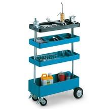 Gereedschapswagen HAZET® Assistent® Standard, neerlaatbaar