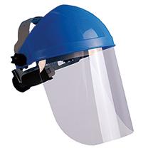 Gesichtsschutzschirm