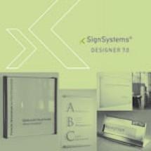 Gestaltungssoftware für Türschilder