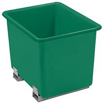 GFK-Großbehälter mit Staplertaschen. Volumen bis 3300 Liter