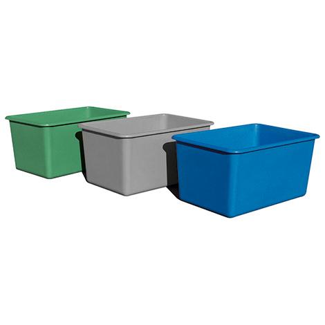 GFK-Großbehälter. Volumen bis 3300 Liter
