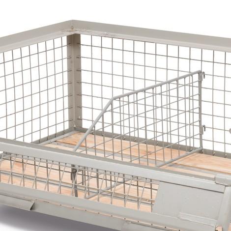 Gitterbox Inneneinteilung