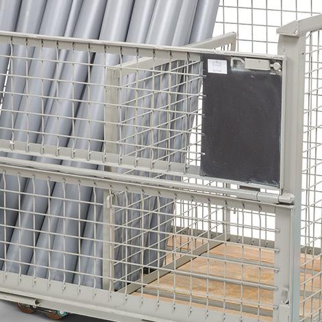 Gitterbox Inneneinteilung für Euro-Gitterbox