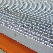 Gitterroste für Palettenregal SCHULTE, Typ S