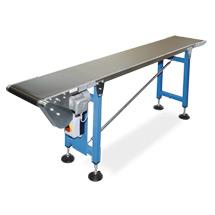 Gleitbandförderer max.15kg/m, Typ 50, Gurtbreite 400mm