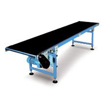 Gleitbandförderer max.30kg/m, Typ 80, Gurtbreite 400mm