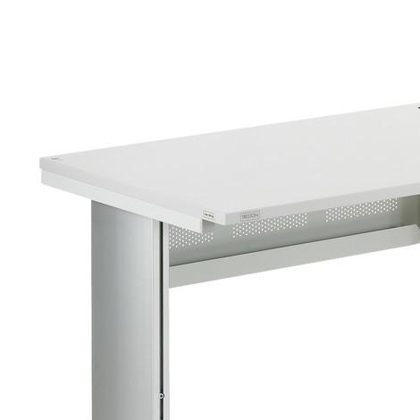 Goulotte pour câbles pour table de travail TRESTON de type WB
