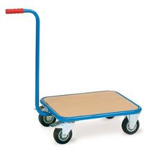 Griffroller fetra® mit Holzplattform. Tragkraft 250 kg
