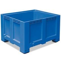 Großbehälter aus Polyethylen, 610 Liter, mit Füßen