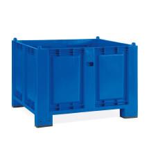 Großbehälter aus Polypropylen, 550 Liter, mit Füßen