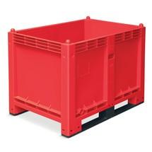 Großbehälter aus Polypropylen, 550 Liter, mit Traversen