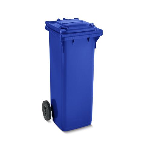 Großmülltonne aus Kunststoff mit 2 Rädern, 240 Liter, diverse Farben