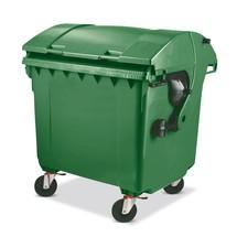 Grote vuilnisbak, 660 l, diverse kleuren