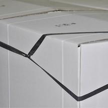 Gummischlaufenband zur Ladungssicherung, 20 Stk/VE