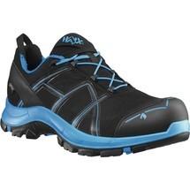 HAiX® Sicherheitsschuh BE Safety 40.1 low, schwarz/blau