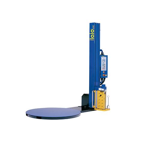 Halbautomatischer Premium Stretchwickler, Laio Disc S400