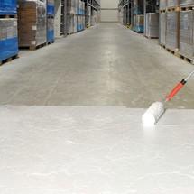 Halgulvbelægningen PROline-paint anti-skrid, 5 l, meget fin granulering