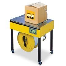 Halvautomatisk emballeringsband verktyg