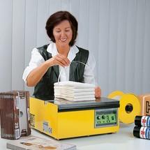 Halvautomatiskt emballeringsband verktyg Standard