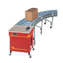 Halvautomatiskt emballeringsband verktyg Universal