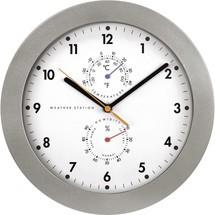 hama® Funk-Wanduhr PG-300 Thermo- Hygrometer