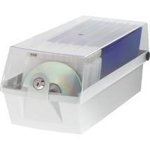 HAN CD DVD-Boxen MÄX für 60 CD DVDs