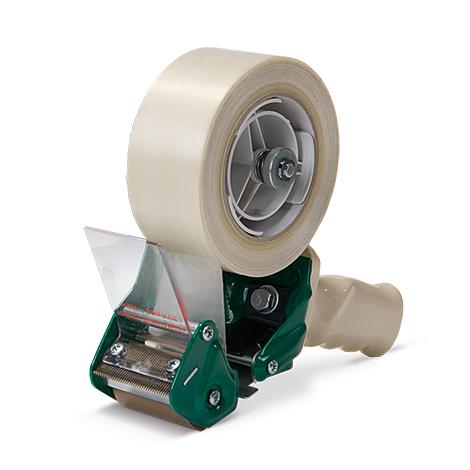Handabroller für Selbstklebeband, Bandbreite 75 mm