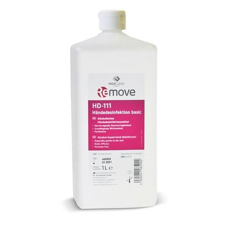 Handdesinfektion Remove, 1.000 ml Flasche