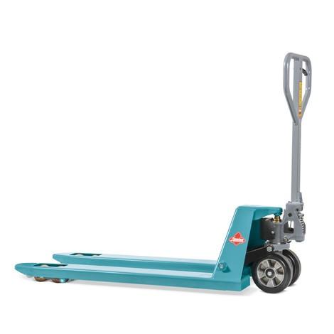 Handhubwagen EU Ameise®, GL 1.150 mm, Vollgummi/Polyurethan, Tandemrollen, B-Ware