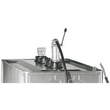 Handpumpe für Motorenöle für UNI- und MULTI-Tanks CEMO