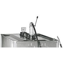 Handpumpe für Motoröle