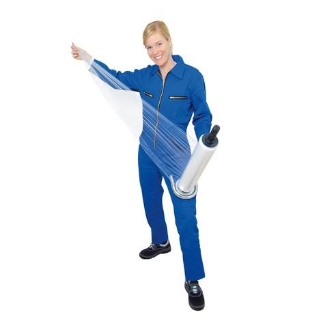Handstretch-Abroller