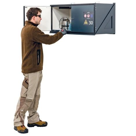 Hangkast voor gevaarlijke stoffen asecos® type 30