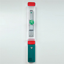 Haubenwächter mit Batterie + Hupe (75dB ) für Fluchttürhaube