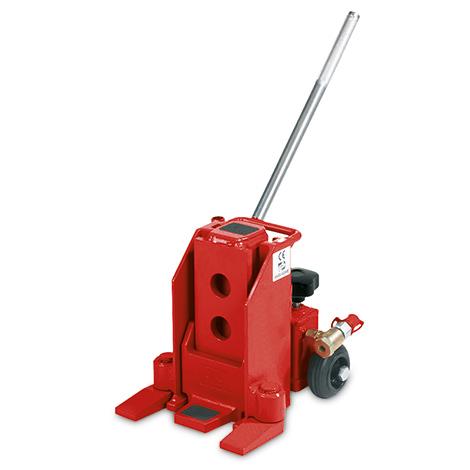 Hebegerät für Gabelstapler. Tragkraft bis 10.000kg, Hub bis 160mm