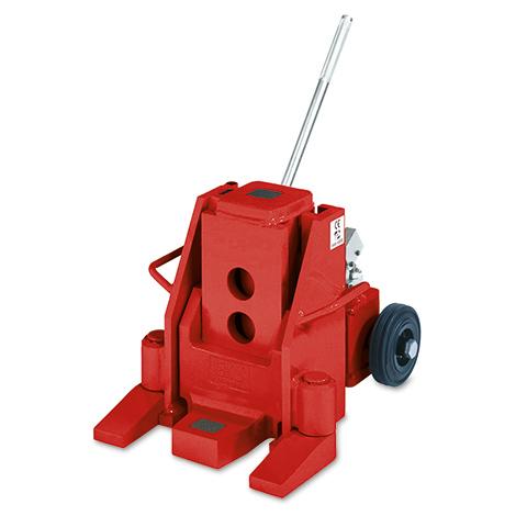 Hebegerät für Gabelstapler. Tragkraft bis 20.000kg, Hub 160mm
