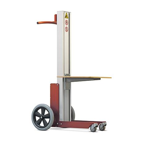 Hebekarre mit Plattform, mobil. Tragkraft bis 70 kg