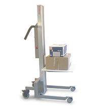 Hebelifte mit Plattform Kunststoff (PEHD)
