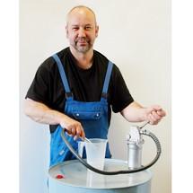 Hefboompomp met antidruppel-mondstuk, 0,4 liter per slag
