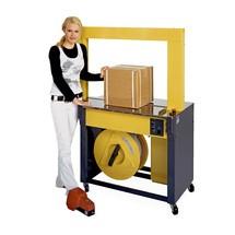 Helautomatiskt emballeringsband verktyg för PP-tejp