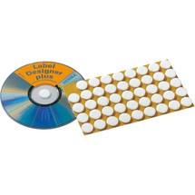 HERMA CD- DVD-Fixierungspunkte