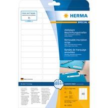HERMA Etiketten für die Hängeregistratur