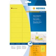 HERMA Neon-Etiketten