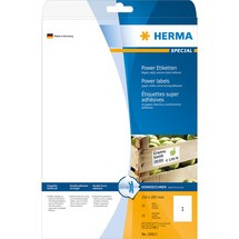 HERMA Power Etiketten