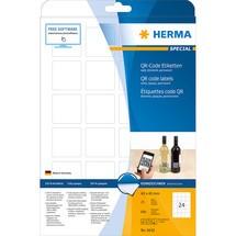 HERMA QR-Code Etiketten