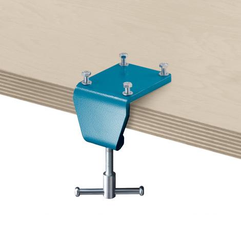 HEUER® Tischklammer für Schraubstock Compact
