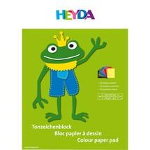 HEYDA Tonpapier
